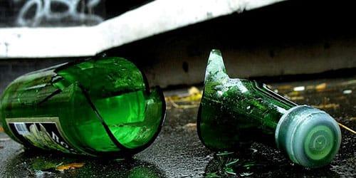 к чему снится разбитая бутылка