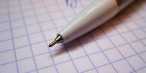 сонник шариковая ручка