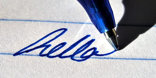 Шариковые ручки сон