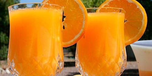 апельсиновый сок во сне