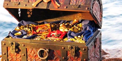 к чему снится сундук с сокровищами
