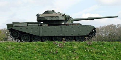 сонник танк