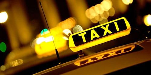 к чему снится ловить такси ночью