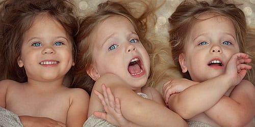 к чему снятся тройняшки