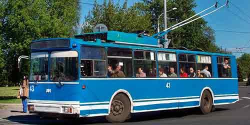 сонник троллейбус