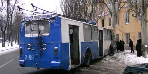 к чему снится троллейбус авария