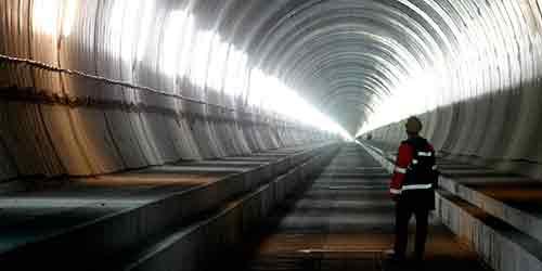 сонник идти по туннелю