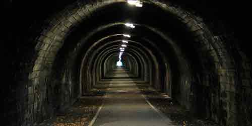 к чему снится туннель