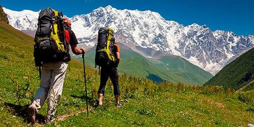 тур в горах во сне