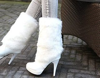 К чему снятся белые сапоги?