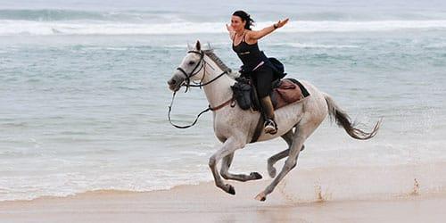 к чему снится ехать на лошади