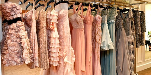 сонник много платьев