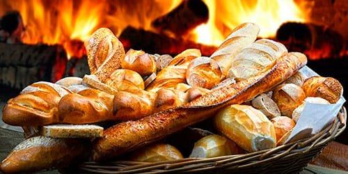 к чему снится печь хлеб