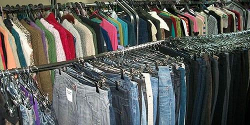 сонник продавать одежду
