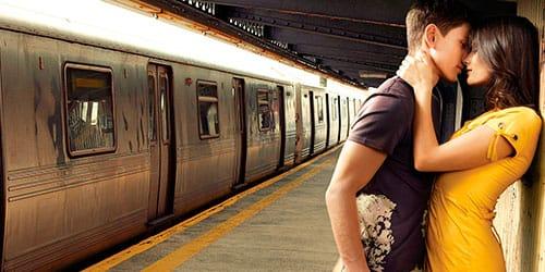 сонник провожать на поезд