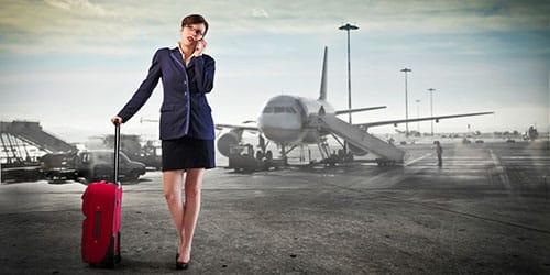 к чему снится провожать на самолет