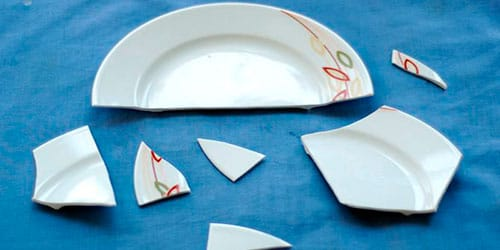 к чему снится разбитая тарелка