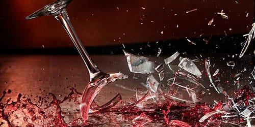 сонник разбитый бокал