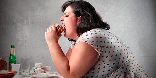 к чему снится толстая женщина