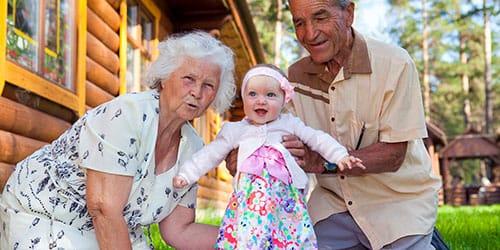 к чему снится внучка