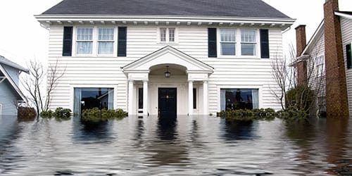 к чему снится что дом стоит в воде