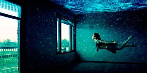 вода в доме во сне