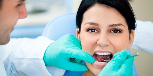 лечить больные зубы