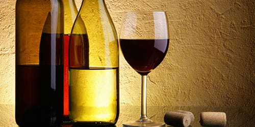 сонник бутылка вина