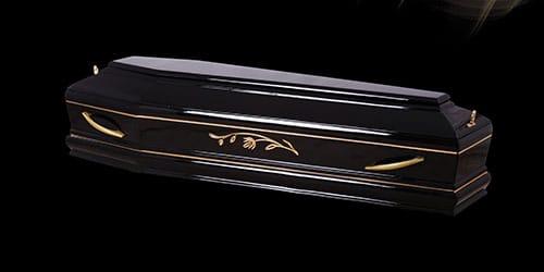 сонник черный гроб