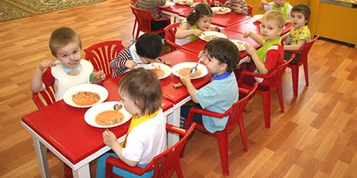 сонник детский сад