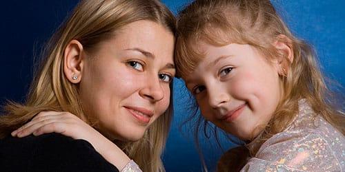 тетя и племянница