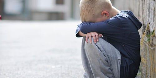 потерять ребенка на улице во сне