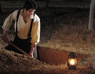Раскапывать могилу