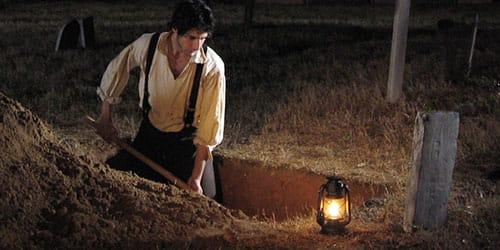 сонник раскапывать могилу