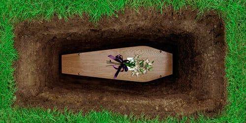 ребенок в гробу во сне
