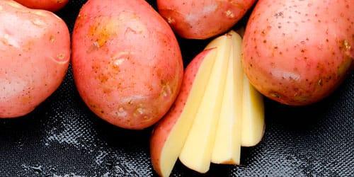 сонник сырая картошка