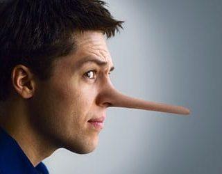 Большой нос