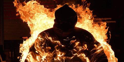 Сонник человек горит к чему снится человек горит во сне