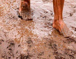 Во сне ходить по грязи