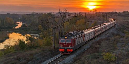 видеть железную дорогу и поезд во сне