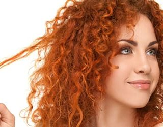 Крашеные волосы