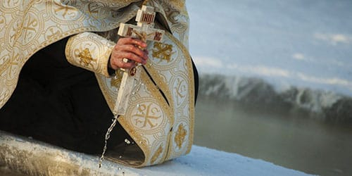 крещение во сне