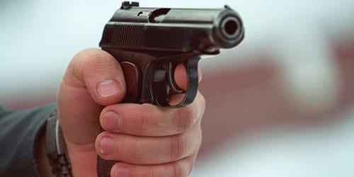 огнестрельное ранение во сне