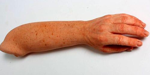 отрубить руку во сне