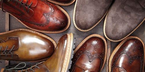 покупать натуральную обувь