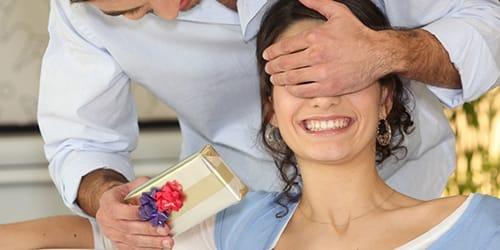 умерший муж дарит подарок во сне