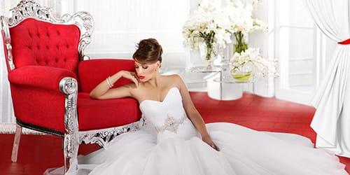 выбирать белое свадебное платье