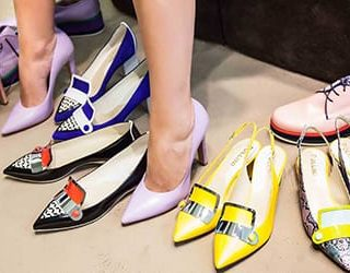 Выбирать во сне обувь