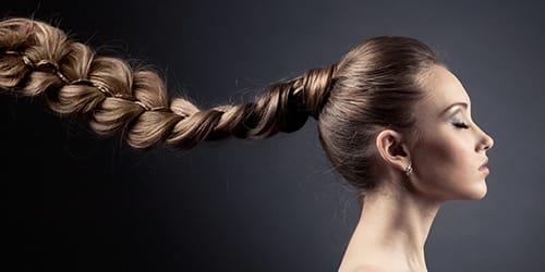 заплетать волосы во сне