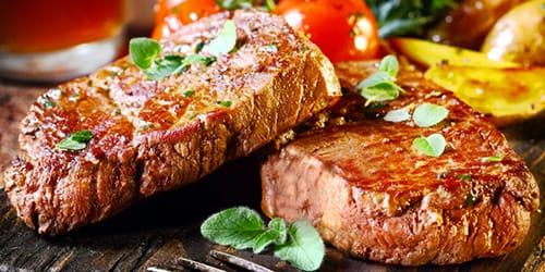есть мясо жареное во сне